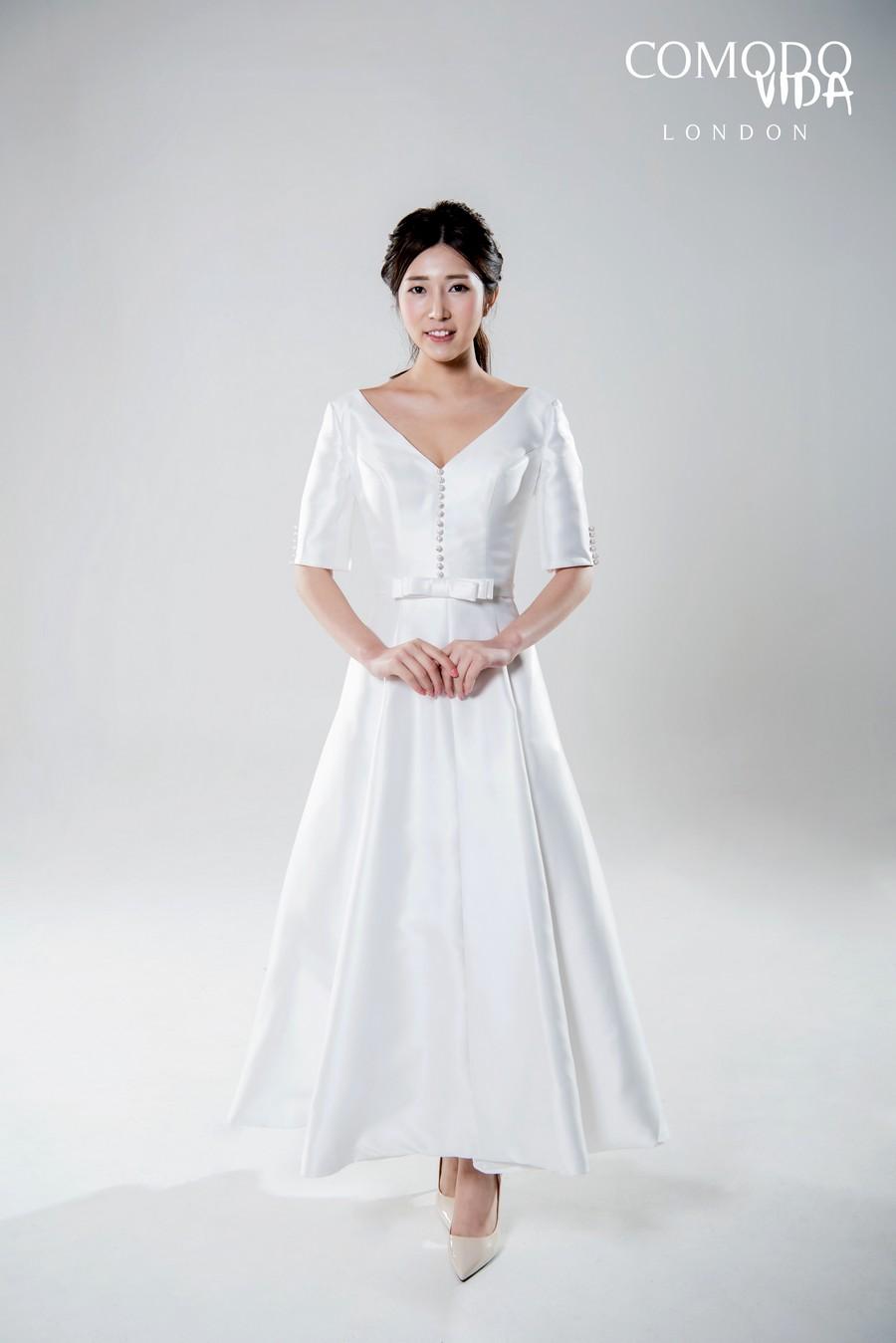 2020輕婚紗,類婚紗洋裝,美式輕婚紗,韓式輕婚紗
